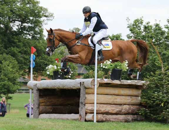 Hartpury International 2015
