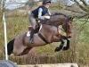 Jenny Levett and Josh Levett, Lyneham Equestrian, February 2019