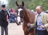 Tim at the first trot up