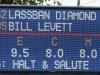 Bill Levett and Lassban Diamond Lift, Mitsubishi Motors Badminton