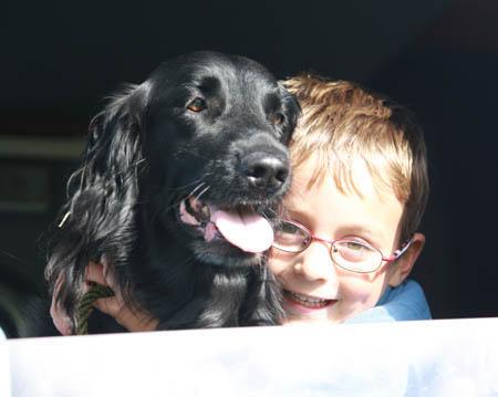 Josh & Mally at Sapey: Photo by Grace