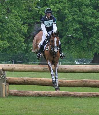 Coco at Houghton - photo Hilary Manners