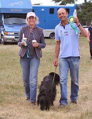 Jenny & Bill at Wilton