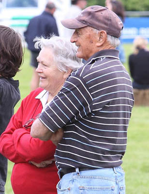 Bill\'s parents at Great Tew