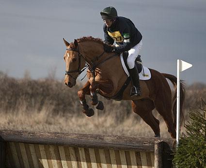 Alexander at Oasby (1): Photo Tony Meredith