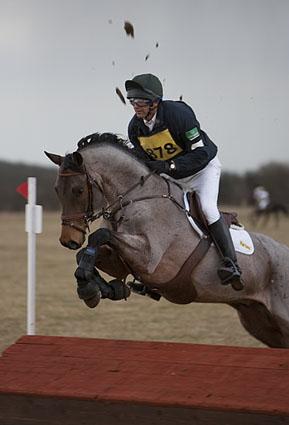 Athleet at Oasby (1): Photo Tony Meredith
