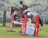 Tommy at the Festival of British Eventing