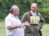Bill & Francis Birks at Great Tew