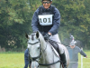 Bill Levett and Shannondale Archie, Dauntsey, October, 2020