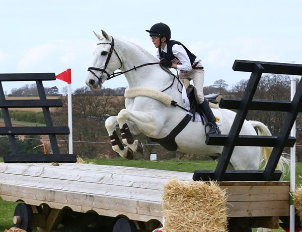 Josh Levett and Rathmoyle King, Burnham Market, April 2019