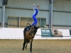 Urssie Levett, English Championship Vaulting, Moreton Morrell, March 2019