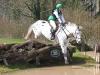 Jenny & Bluey at Gatcombe (1) 2012