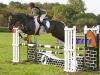 Jenny & Patch at Dauntsey 2011