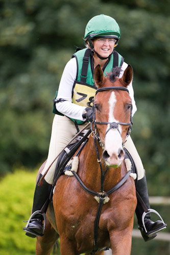 Jenny & Ultra II at Somerford (2): Photo Trevor Holt