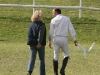 Jenny & Bill at Barbury 2009: photo Hilary Manners