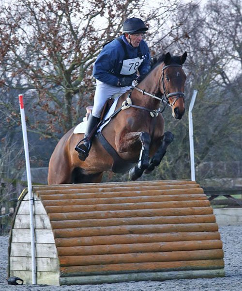 Arena Eventing Aston-le-Walls, February 2018