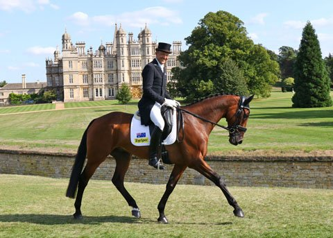 Land Rover Burghley Horse Trials, 2018