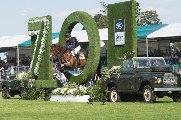 Land Rover Burghley Horse Trials, 2018 © Trevor Holt