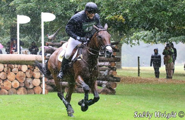 Burghley 2016: Photo Sally Wright