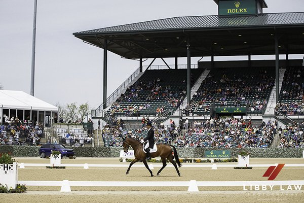 Rolex Kentucky 2015: Photo Libby Law