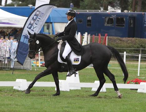 6YO Championships, Osberton 2013