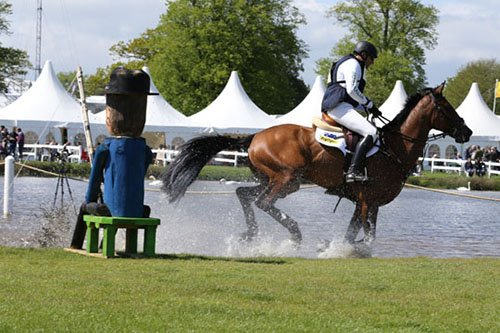 Badminton 2015: Photo Fiona Scott-Maxwell