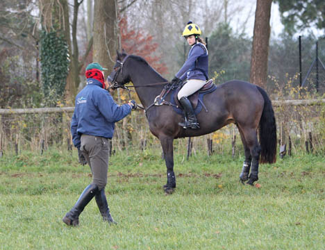 Swalcliffe XC, December 2013