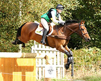Jenny Levett and Ballymore Rich Cat, CCI*, Osberton HT 2016