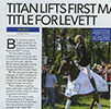 Eventing July 2013