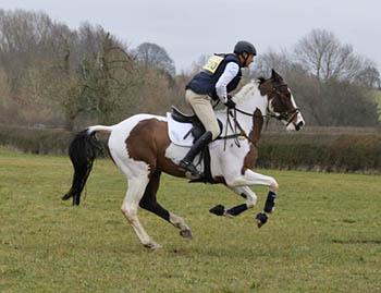 Bill Levett and Piltown Colours, Aston March 2015