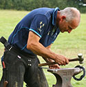 Nick Deacon, Farrier, Whatley Manor Gatcombe Int HT, September 2016